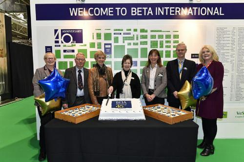 4000b50c3 BETA INTERNATIONAL MARKS ITS 40TH YEAR WITH ANOTHER WINNING SHOW